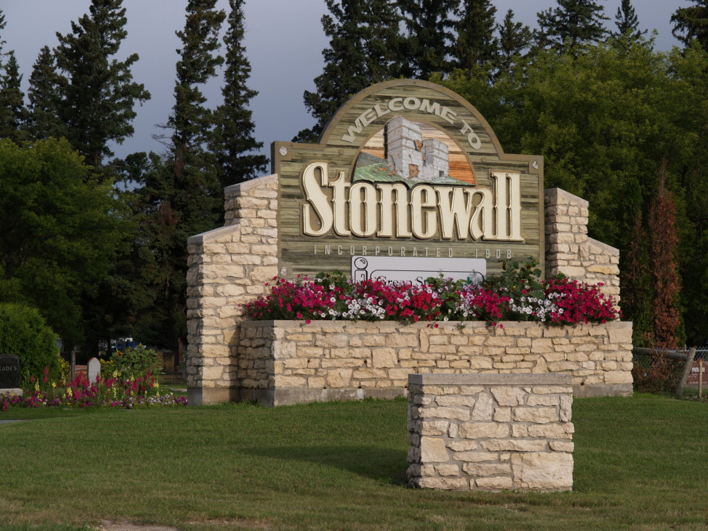 Image result for stonewall mb