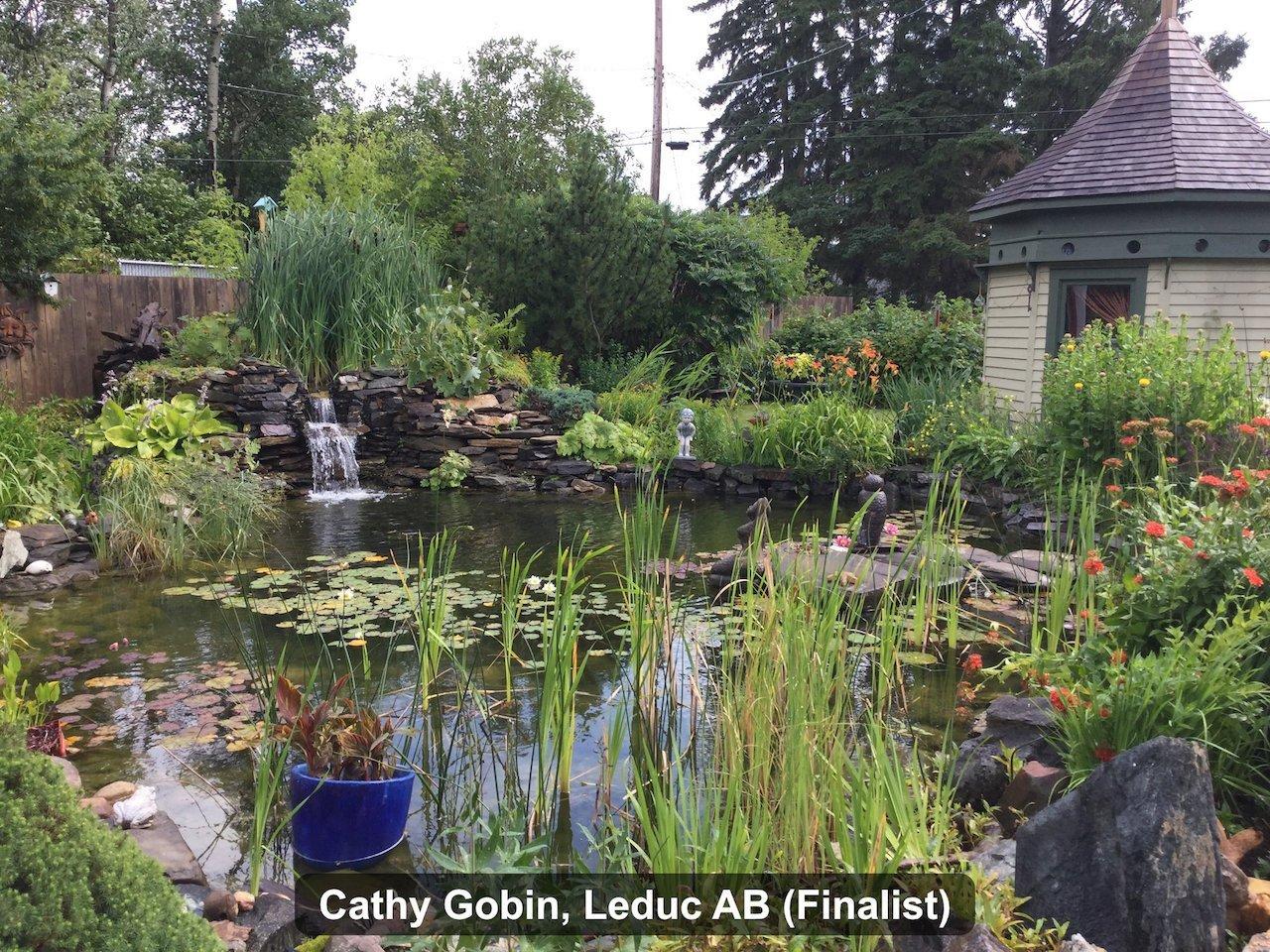 Finalist - Cathy Gobin, Leduc AB