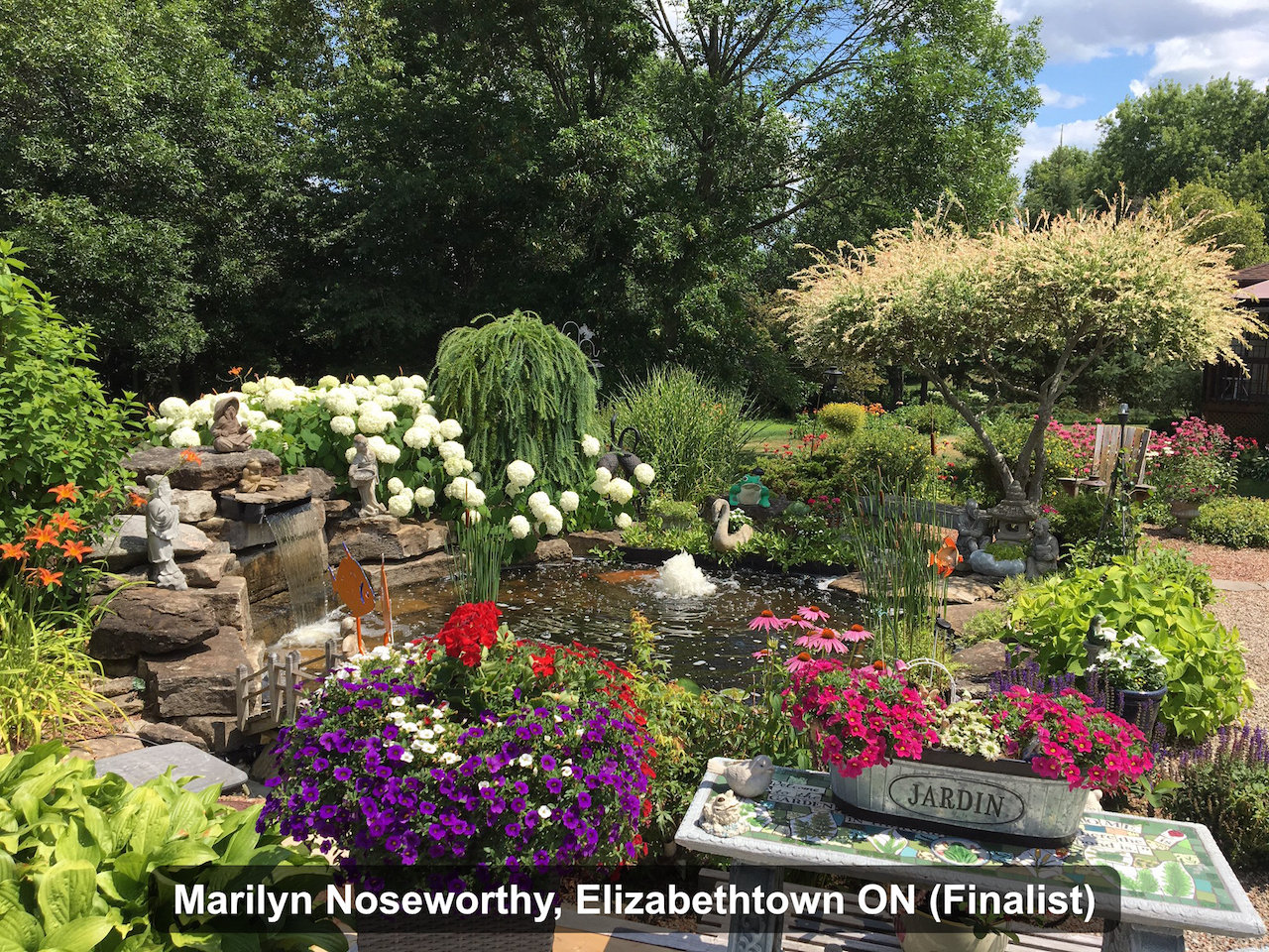 Finalist - Marilyn Noseworthy, Elizabethtown ON